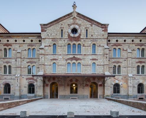 Università di Verona - Polo Universitario Santa Marta