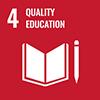 Goal 04 Quality education